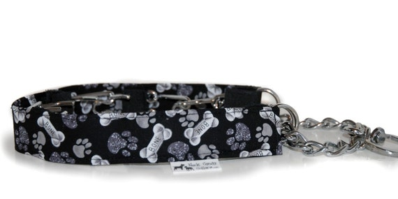 Prong Collar Covers in your choice of fabric from Neck Candy Collars