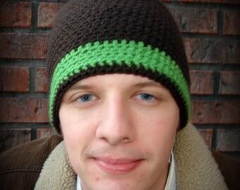 Adult Crochet Beanie