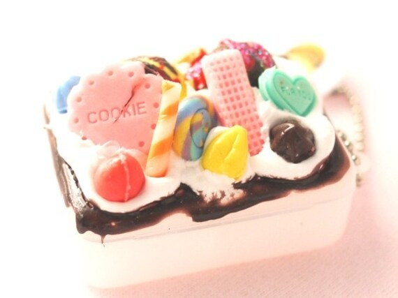 Sweet Deco Accessory Case No.3(Clay Polymer)