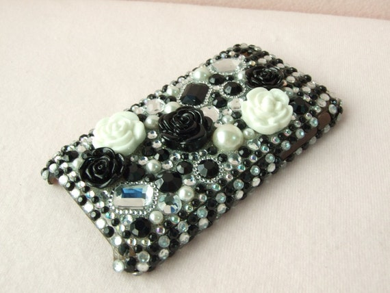 Sweet Bling Collection No.44 Case (back cover) for iPhone3Gs