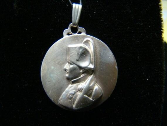 Sterling Silver Napoleon pendant
