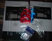 Bobby Blue/Cherry Pie Rehairing Kit - Reserved for Gaara's Rose