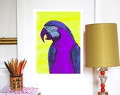 The Macaw A3 Large Print