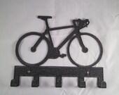 Bicycle Metal Key Holder