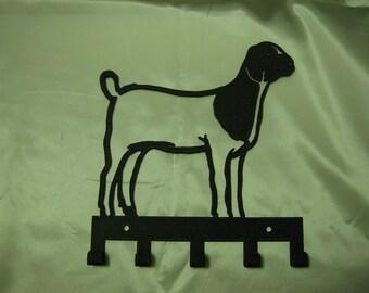Boer Goat Key Holder