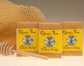Honey soap by queen bee honey
