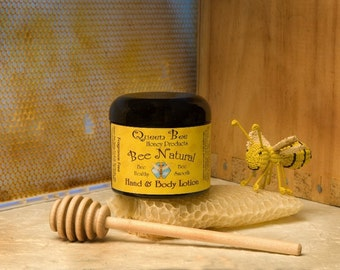 Bee Natural lotion by queen bee honey