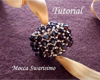 TUTORIAL Mocca Swarisimo - Beading pattern