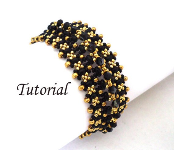 Tutorial Versus Bracelet - Instant download PDF