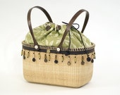 FENNEL Sewing and Knitting Basket