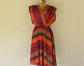 Striped Casual Day Dress