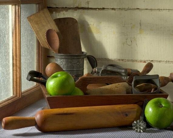 Items Similar To 8x10 Photography Print Nana S Kitchen