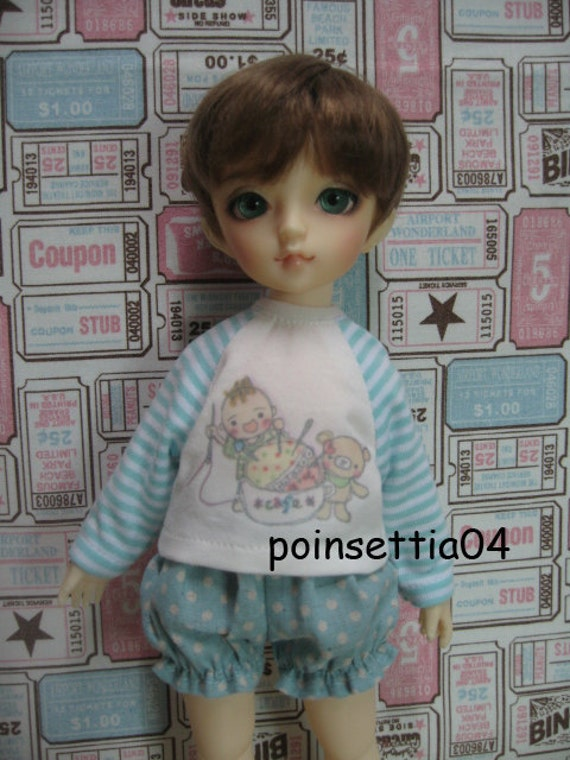 Super Dollfie Yo SD T-Shirt L