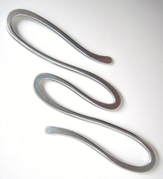Aluminum Shawl Pin