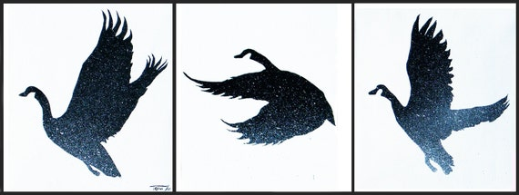 Getting Through the Storm, Triptych
