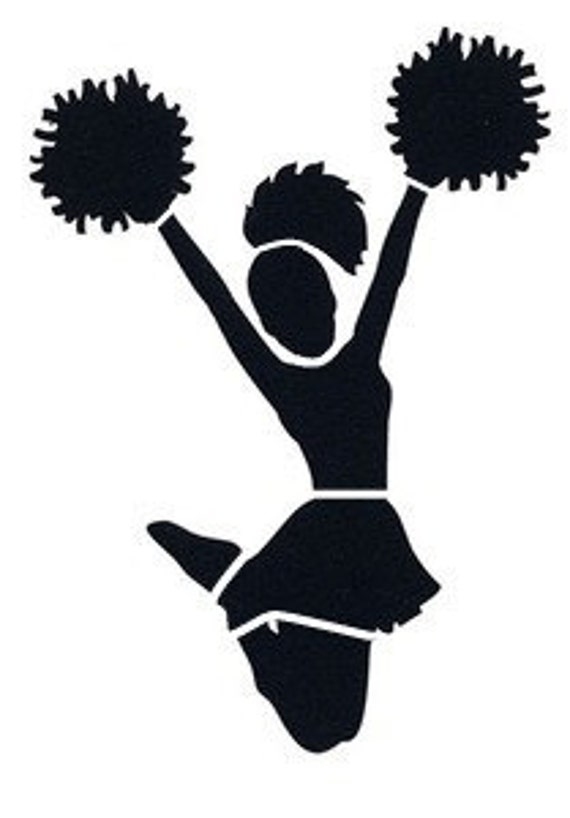 Dynamic image in cheerleading templates printable