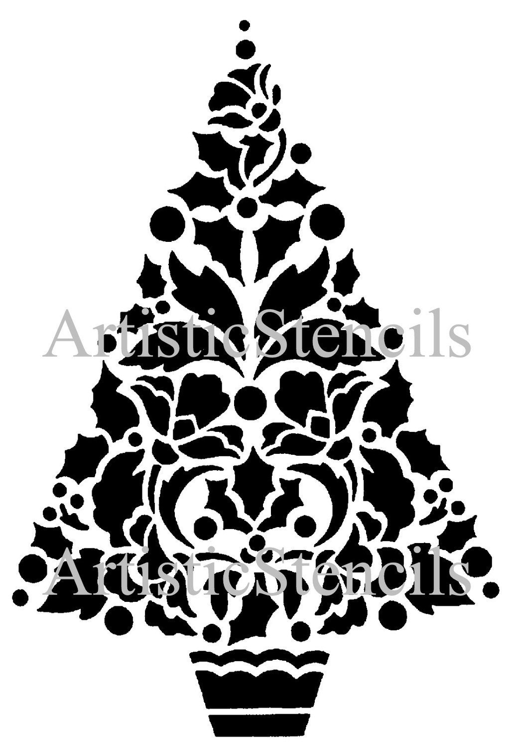 This is an image of Comprehensive Merry Christmas Stencil Free Printable