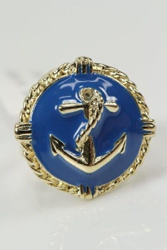 Vintage Sailor Ring