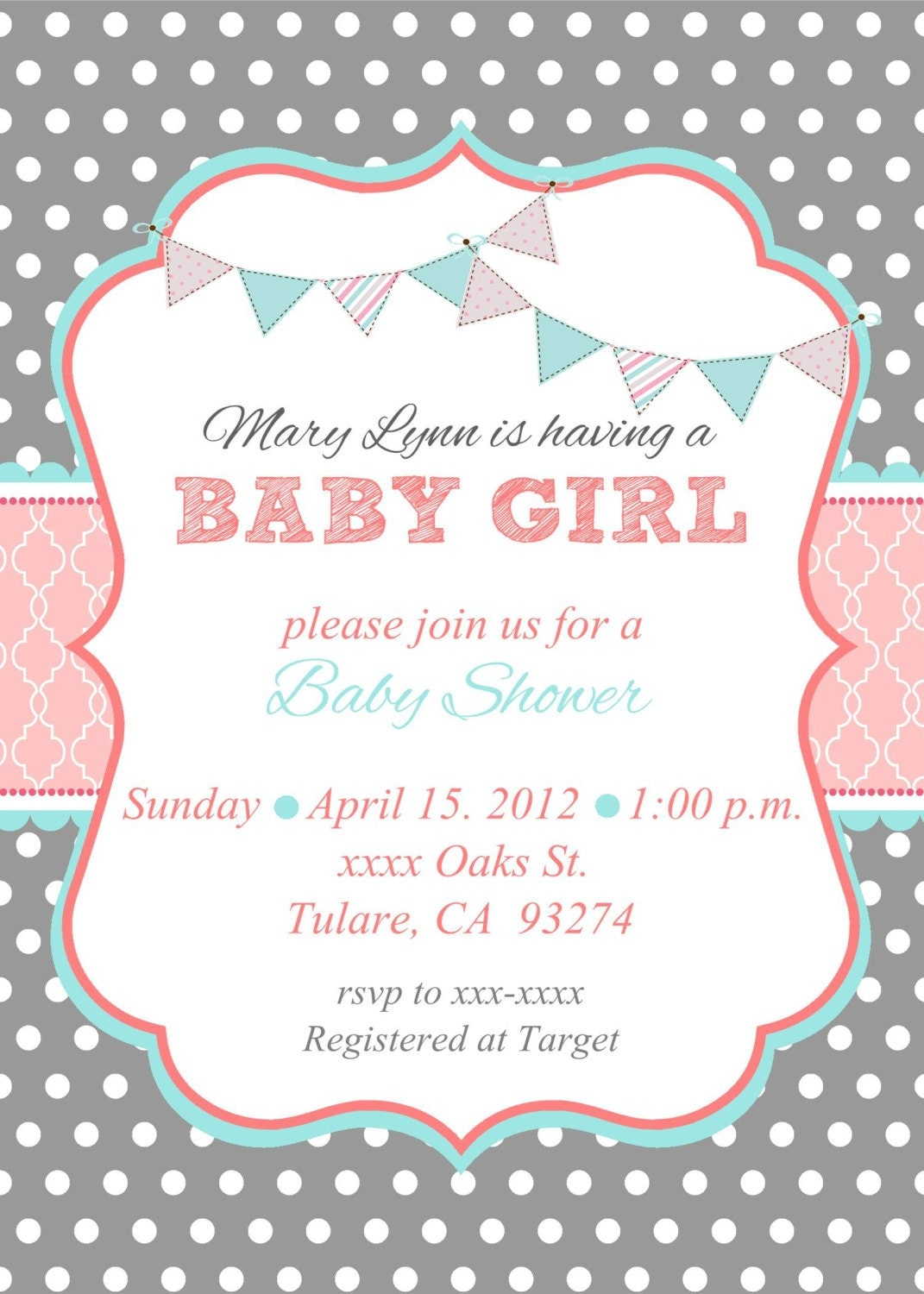 Etsy Baby Shower Invites can inspire you to create best invitation template