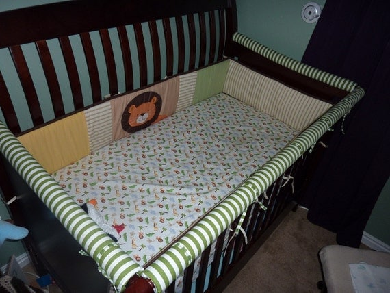 Items Similar To Crib Teething Rail By The Foot On Etsy