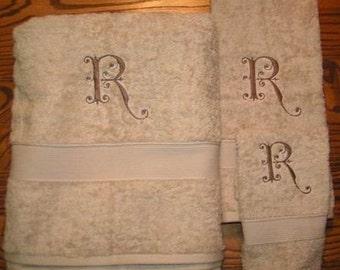 Victorian Heirloom Monogram Machine Embroidery Designs