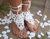 Handmade cream Sandals PLEASE SPECIFY THE COLOR YOU WANT