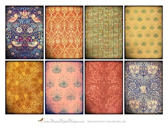 printable decoupage wallpaper borders - photo #17
