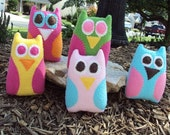 Perfect Party Favor Pack-10 Mini Owls/Birds-Wholesale price