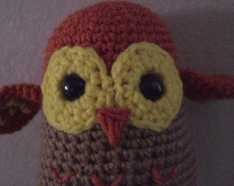 Owl- mommy sized FREE SHIPPING