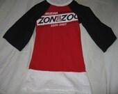 University of Arizona T Shirt Knit Dress Bear Down!