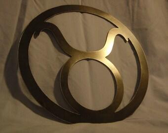 Taurus Greek Zodiac Circle