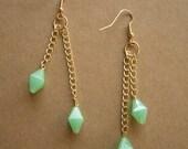Double Goddess Earrings