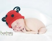 The Little Ladybug- Custom Made,  Great Photography Prop