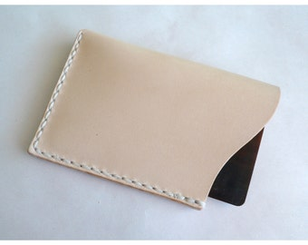 Leather Card Case 03 Wallet