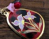 Red Garden Necklace