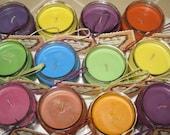 100 percent soy wax 14 oz jar candle Cinnamon Roll