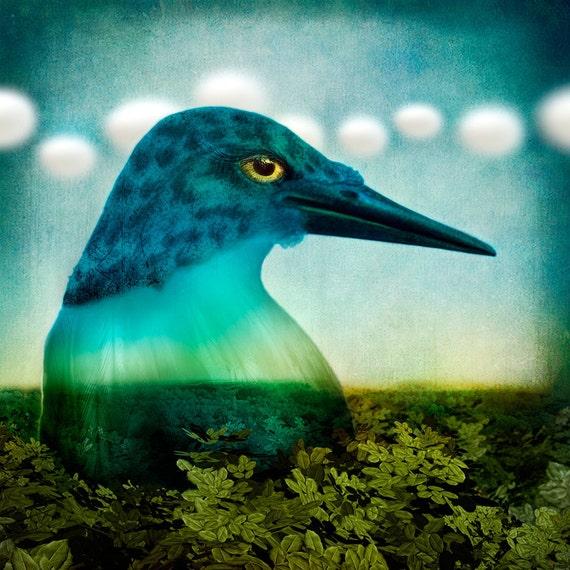 Art print - Soul Bird