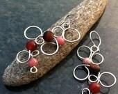 Silver Earrings BERRY LUST