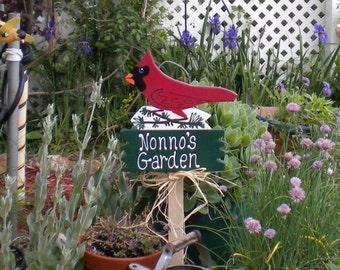 Yard Sign 70 - Nonno's Garden