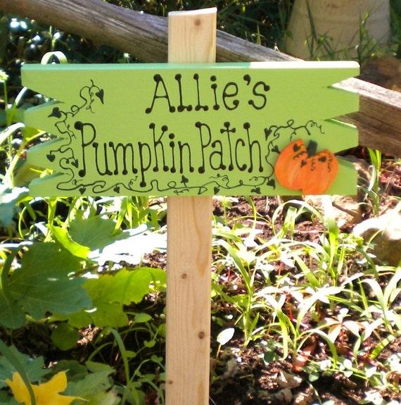 Sm Yard Sign 58 - Allie's Pumpkin Patch