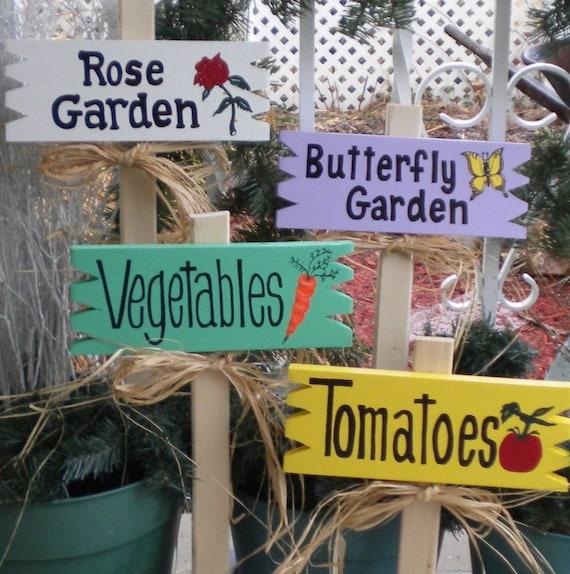 Smyardsign 131 - 4 garden signs