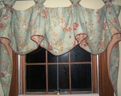 Empire Valance Window Treatment