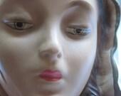 Chalkware Virgin Mary