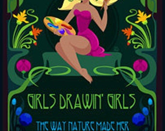 Girls Drawin Girls Volume IV Book