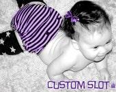 Custom Listing for Regina - No Slippie Clippie Hairbows - Free Shipping