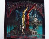 The Birdmen of Alkatraz / From the Birdcage LP - Rick Griffin Artwork