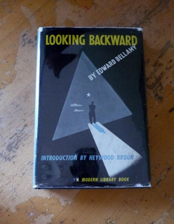 E. McKnight Kauffer design - Looking Backward by Edward Bellamy