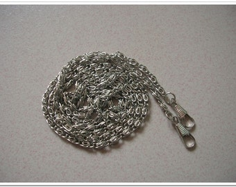 "120cm silver Chain Links purse links bag chain purse chain,handbag chains,48"",48 inch"