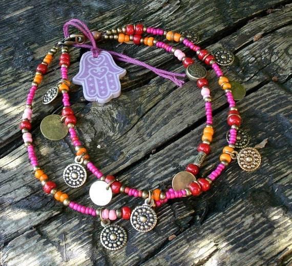 RESERVED for suelynn789 Sugar n Spice Anklet