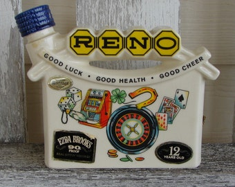 Reno Whiskey Decanter